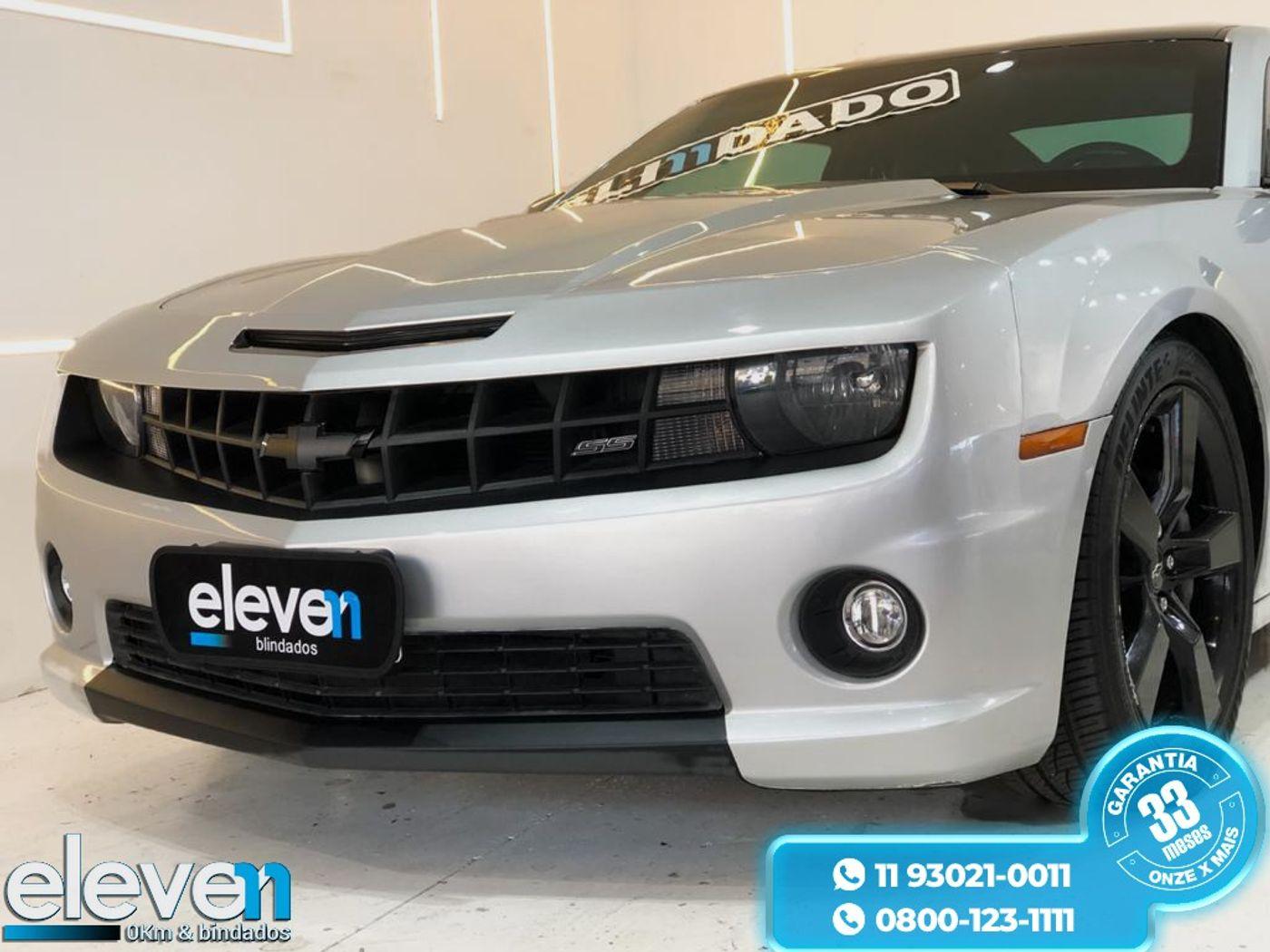 Chevrolet Camaro SS 6.2 V8 16V
