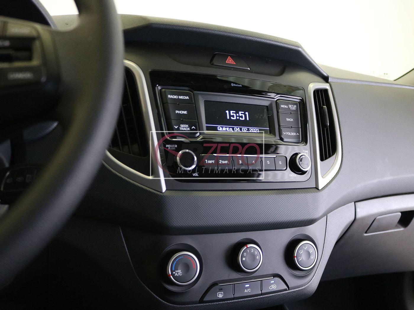 Hyundai Creta Action 1.6 16V Flex Aut.