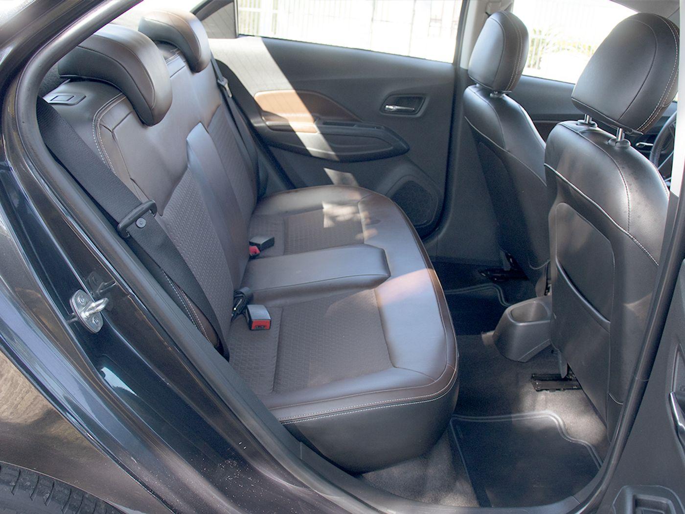 Chevrolet COBALT LTZ 1.8 8V Econo.Flex 4p Mec.