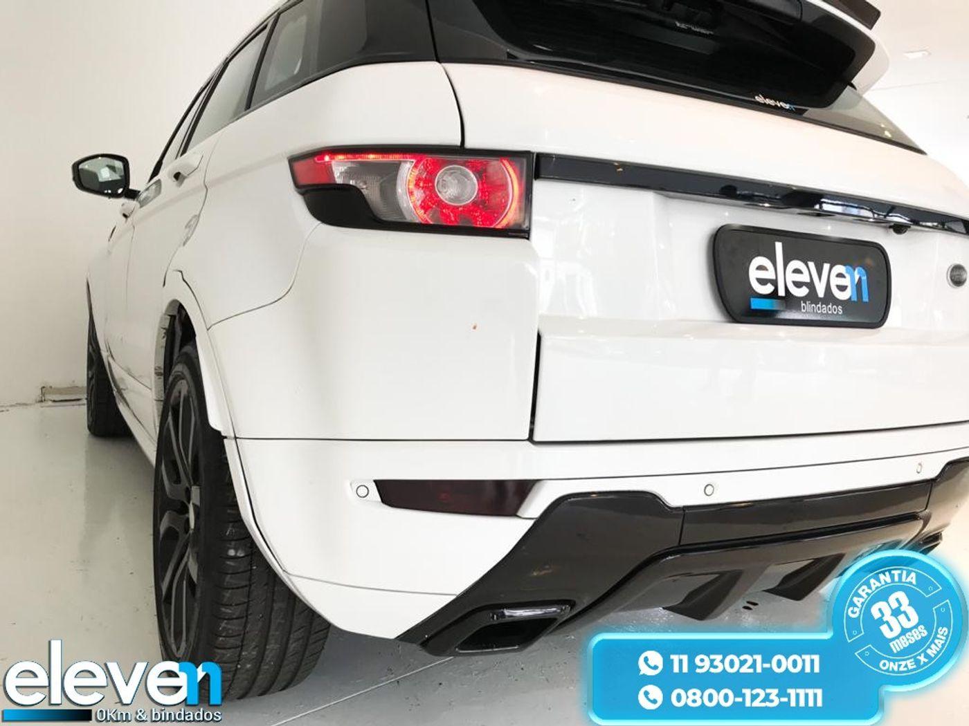 Land Rover Range R.EVOQUE Dynamic 2.0 Aut 5p