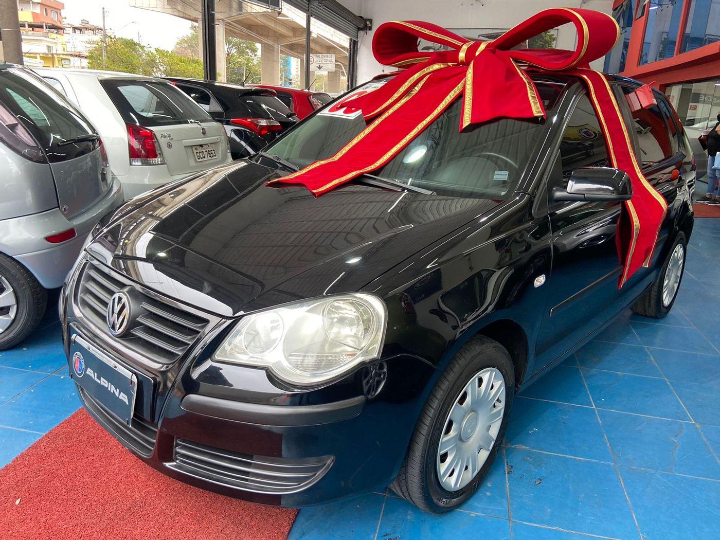 VolksWagen Polo 1.6 Mi/S.Ouro 1.6 Mi Tot.Flex 8V 5p
