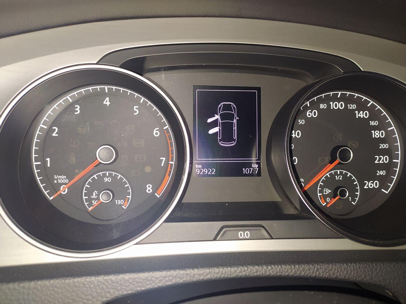 VolksWagen Golf Comfortline 1.6 MSI Total Flex Mec.