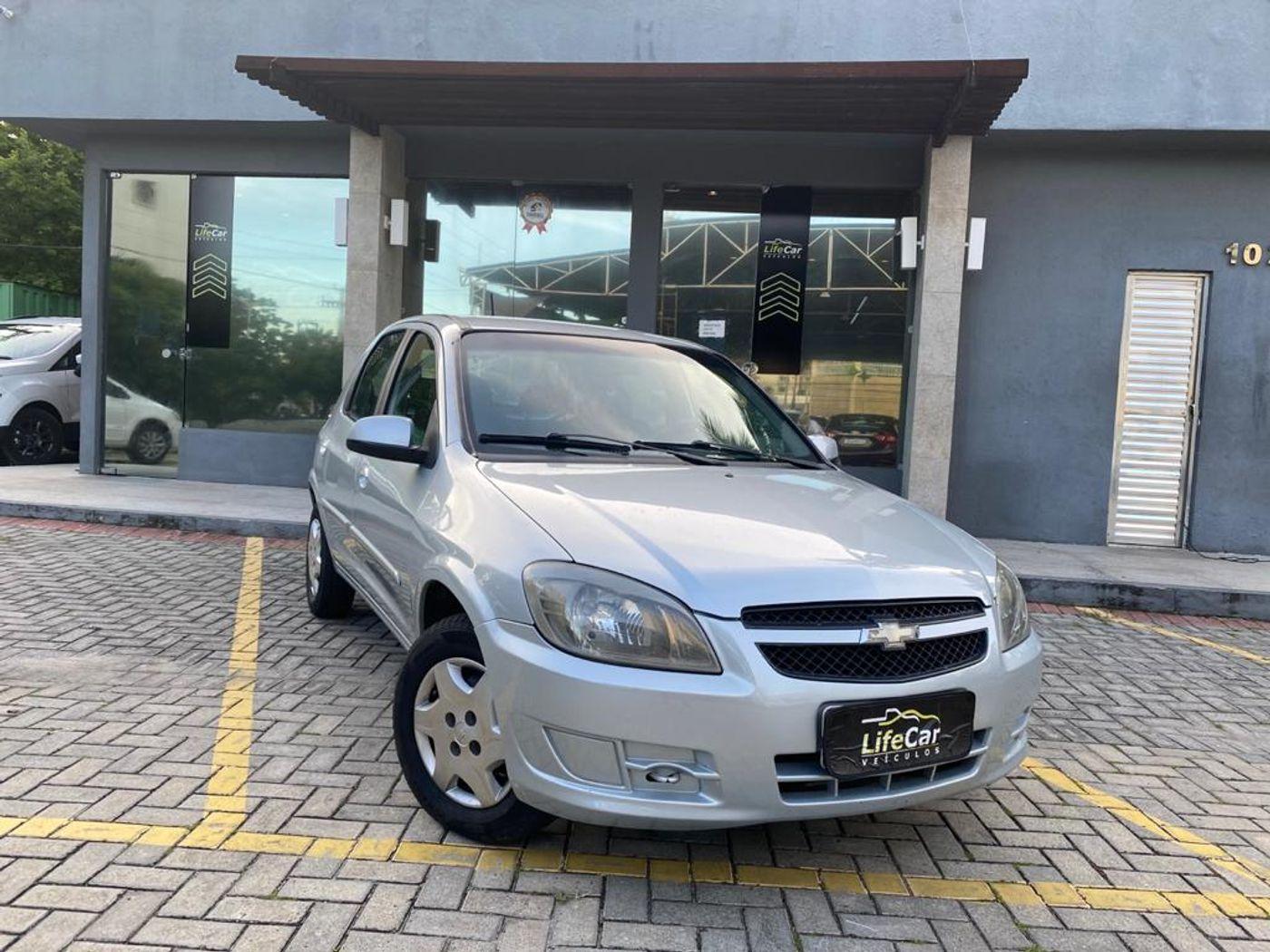 Chevrolet Celta Spirit/ LT 1.0 MPFI 8V FlexP. 5p