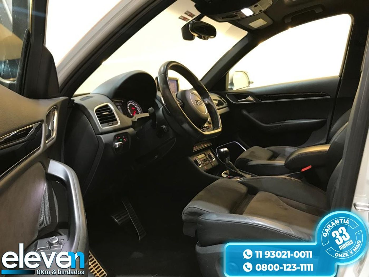Audi RS Q3 2.5 TFSI Quattro S-tronic 5p