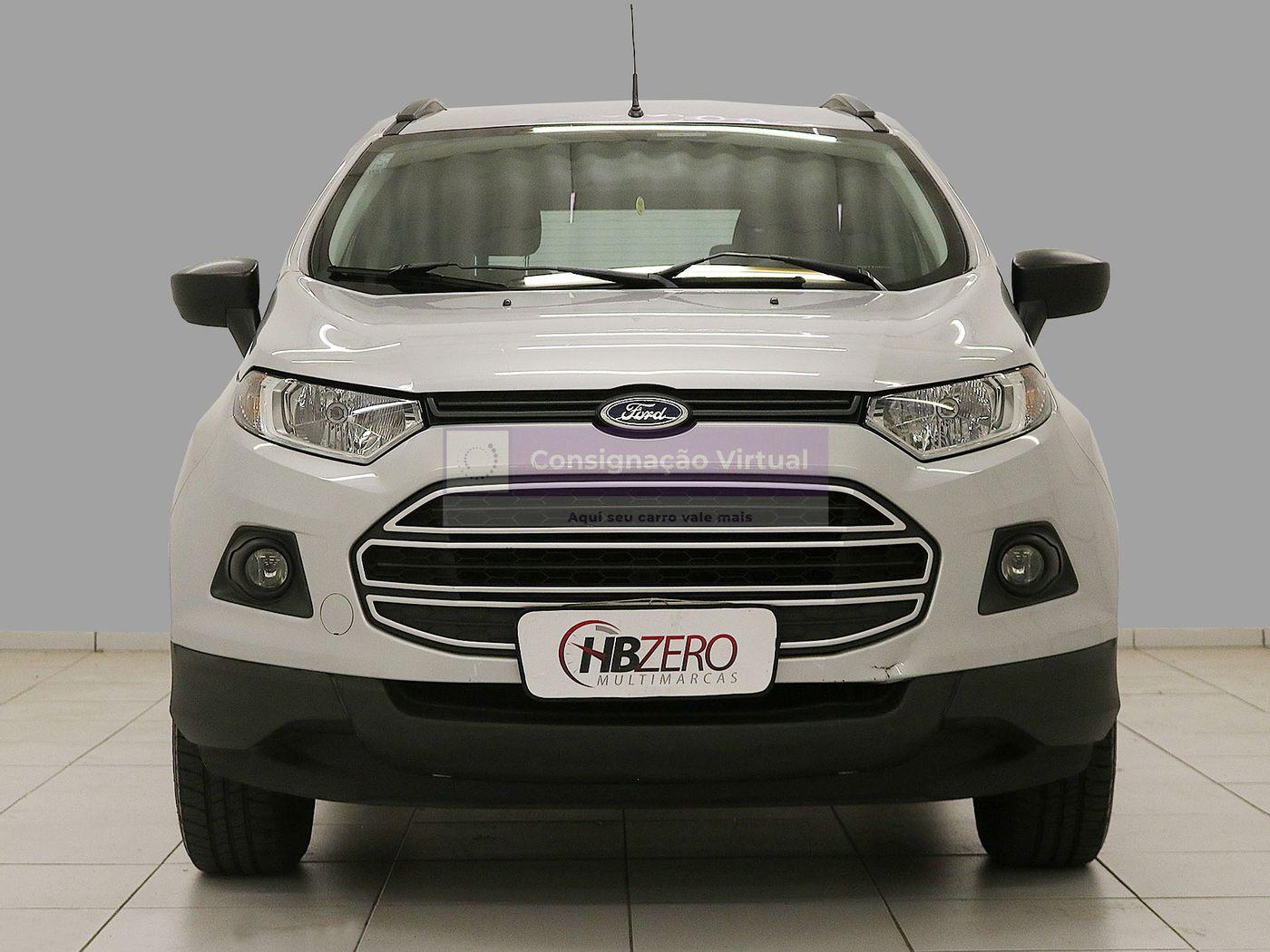 Ford EcoSport SE 1.6 16V Flex 5p Mec.
