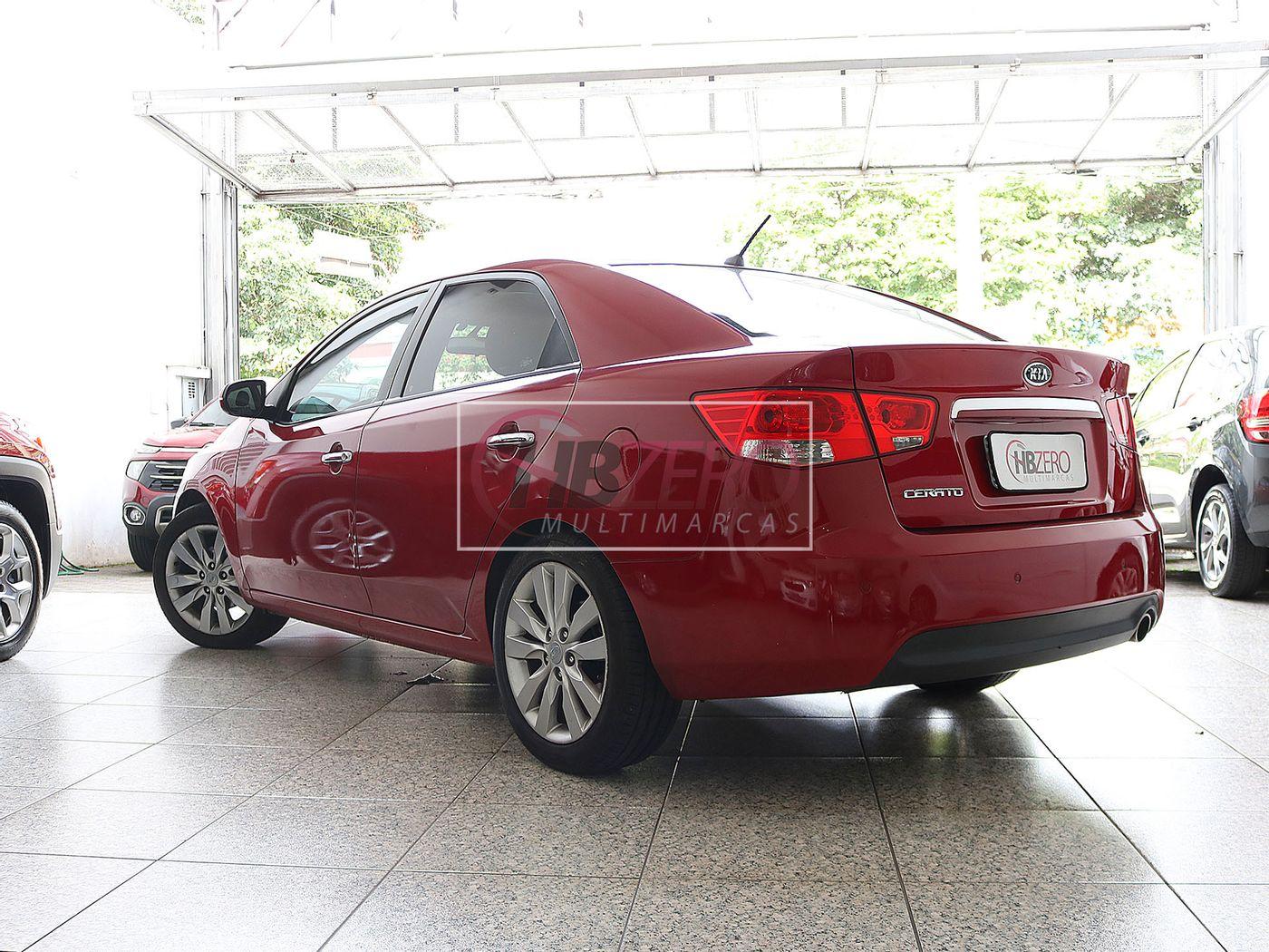 Kia Motors Cerato 1.6 16 V Flex Mec.