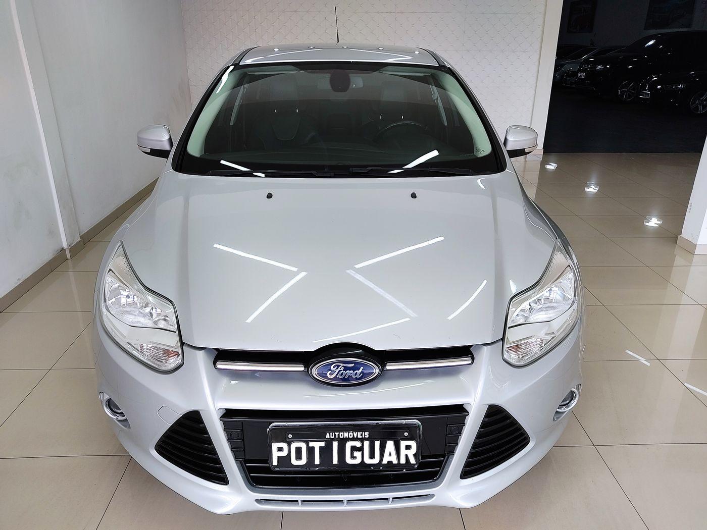 Ford Focus Sed. TI./TI.Plus 2.0 16V Flex  Aut