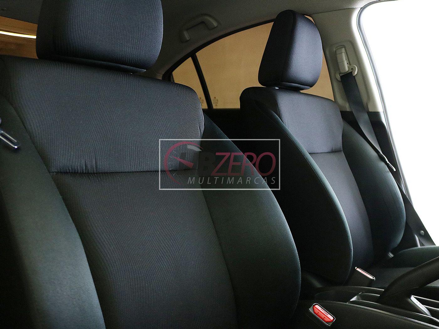 Honda CITY Sedan LX 1.5 Flex 16V 4p Aut.