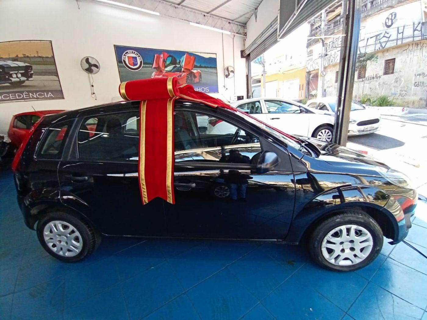 Ford Fiesta 1.6 8V Flex/Class 1.6 8V Flex 5p