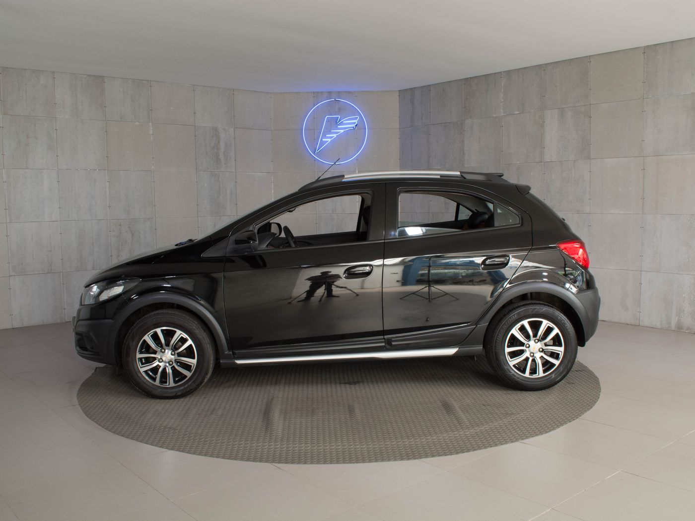 Chevrolet ONIX HATCH ACTIV 1.4 8V Flex 5p Mec.