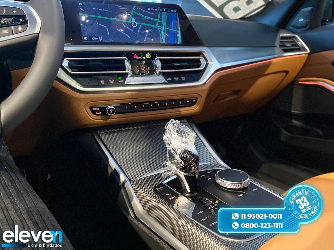 BMW BMW 320i 2.0 TURBO M SPORT