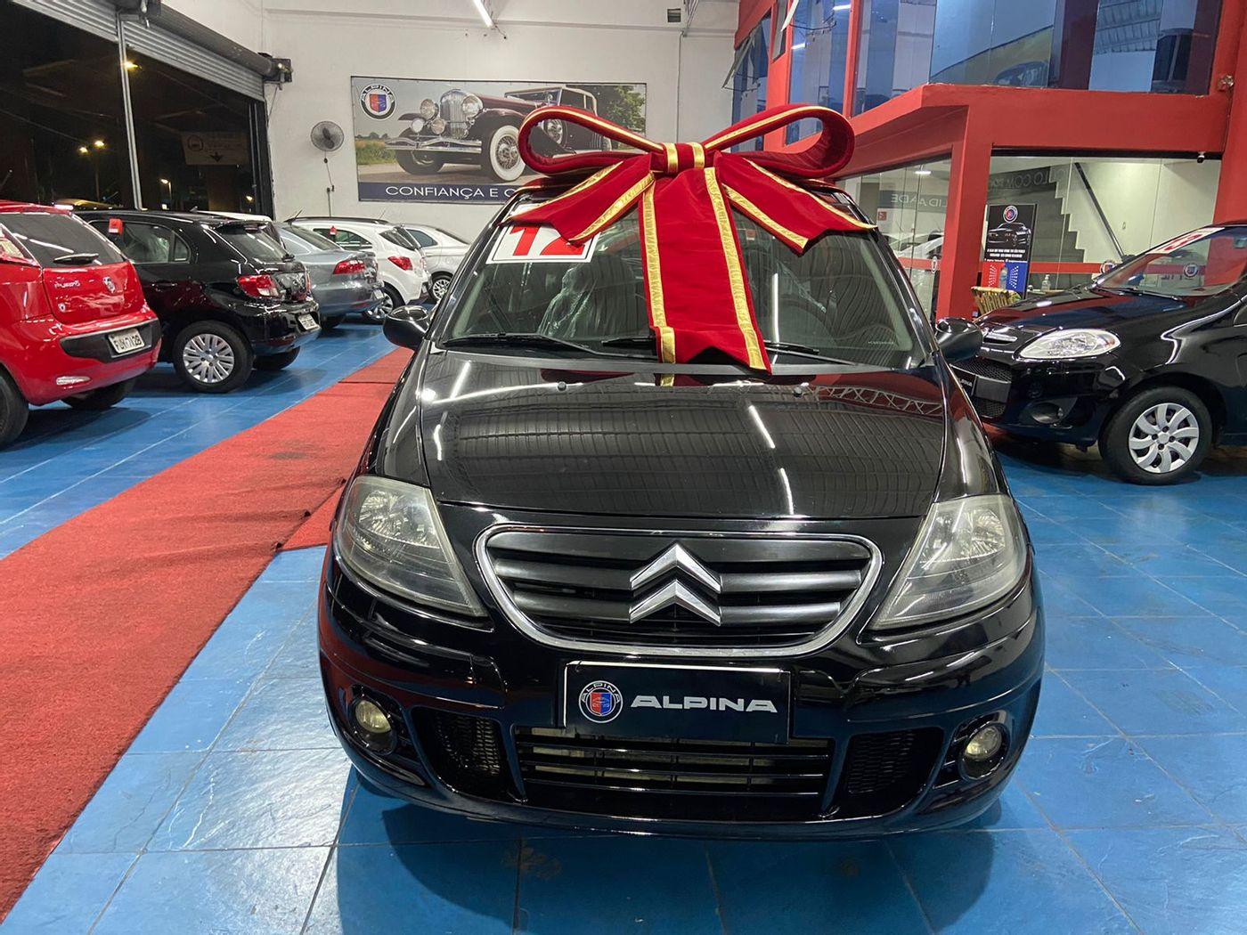 Citroën C3 Excl./Excl.Solar./Sonora 1.6 Flex Aut