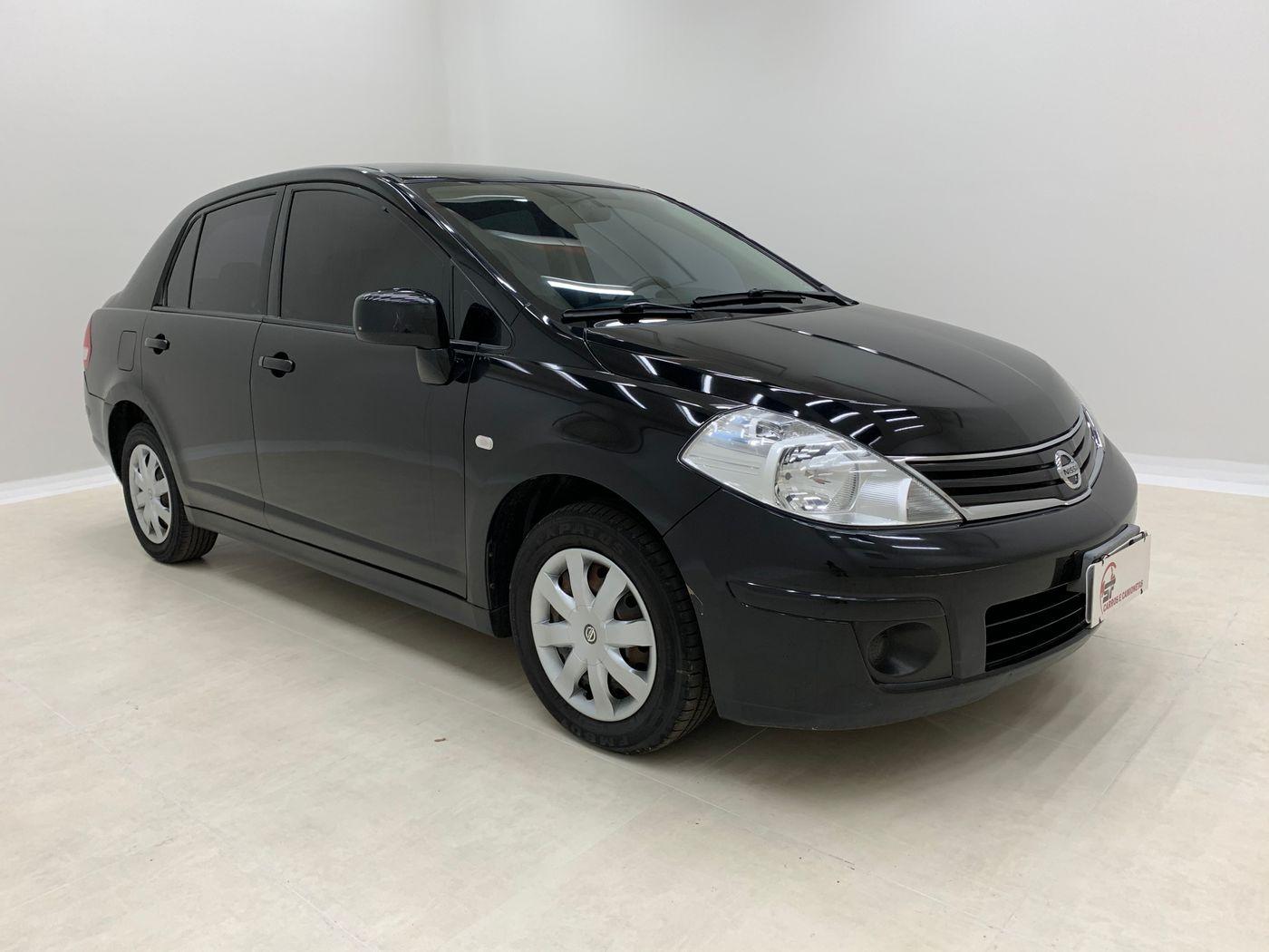 Nissan TIIDA Sedan 1.8 16V Flex Fuel 4p