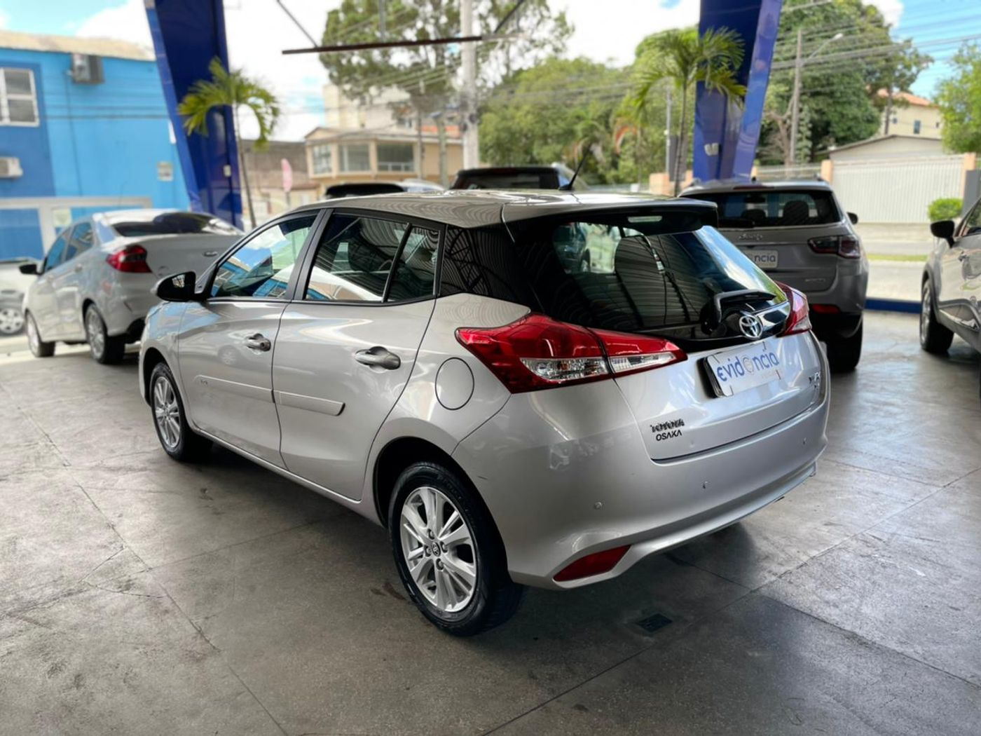 Toyota YARIS XL 1.3 Flex 16V 5p Aut.