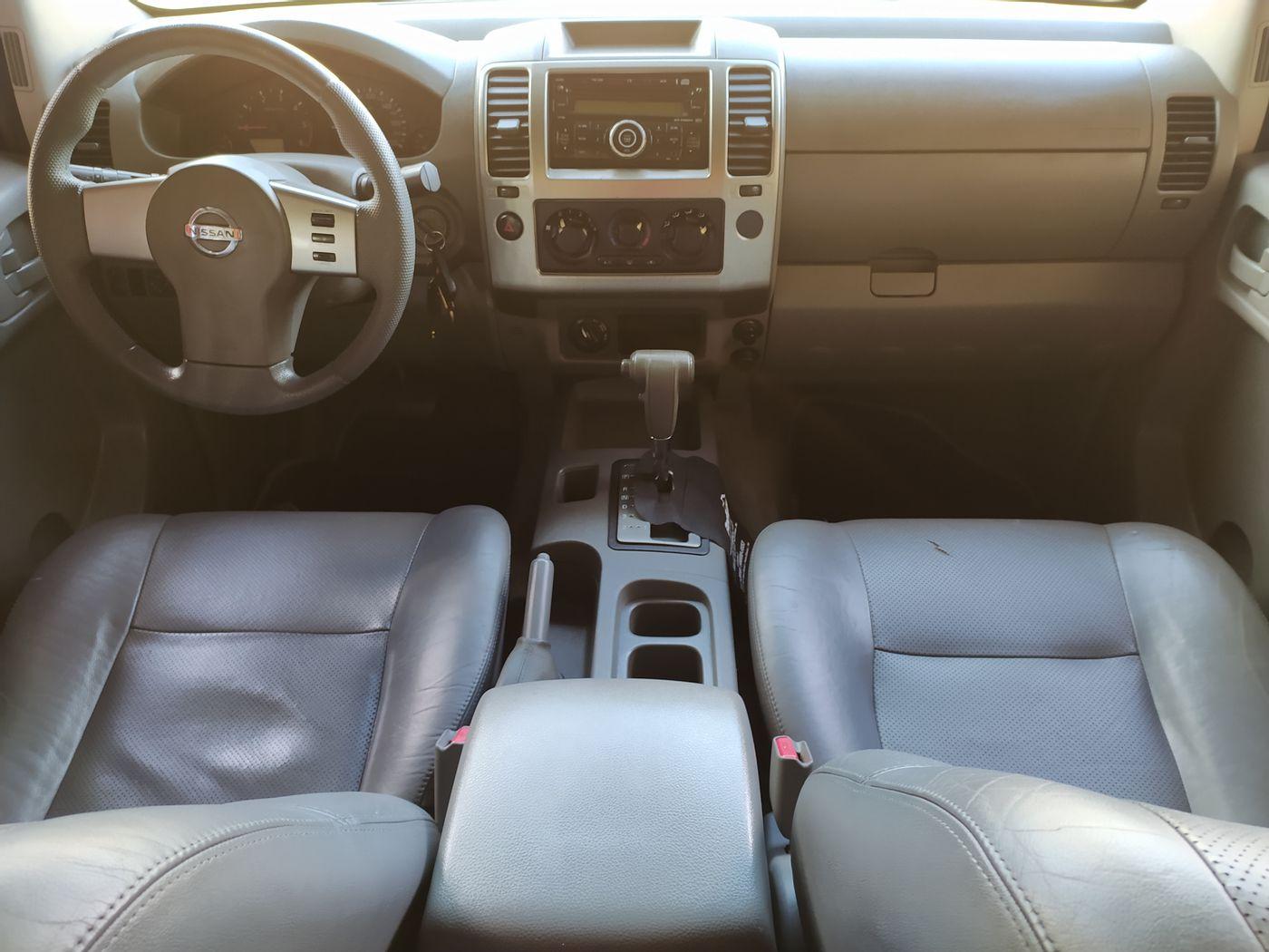 Nissan Frontier LE CD 4x4 2.5 TB Diesel Aut.