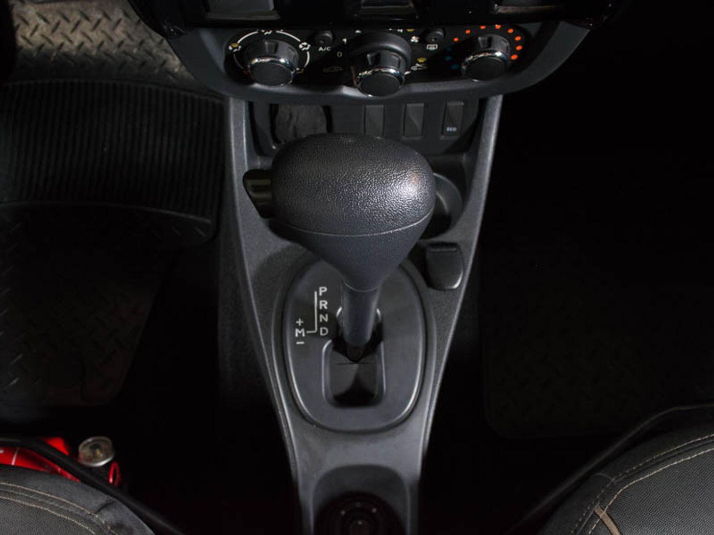 Renault DUSTER Dynamique 2.0  Hi-Flex 16V Aut.