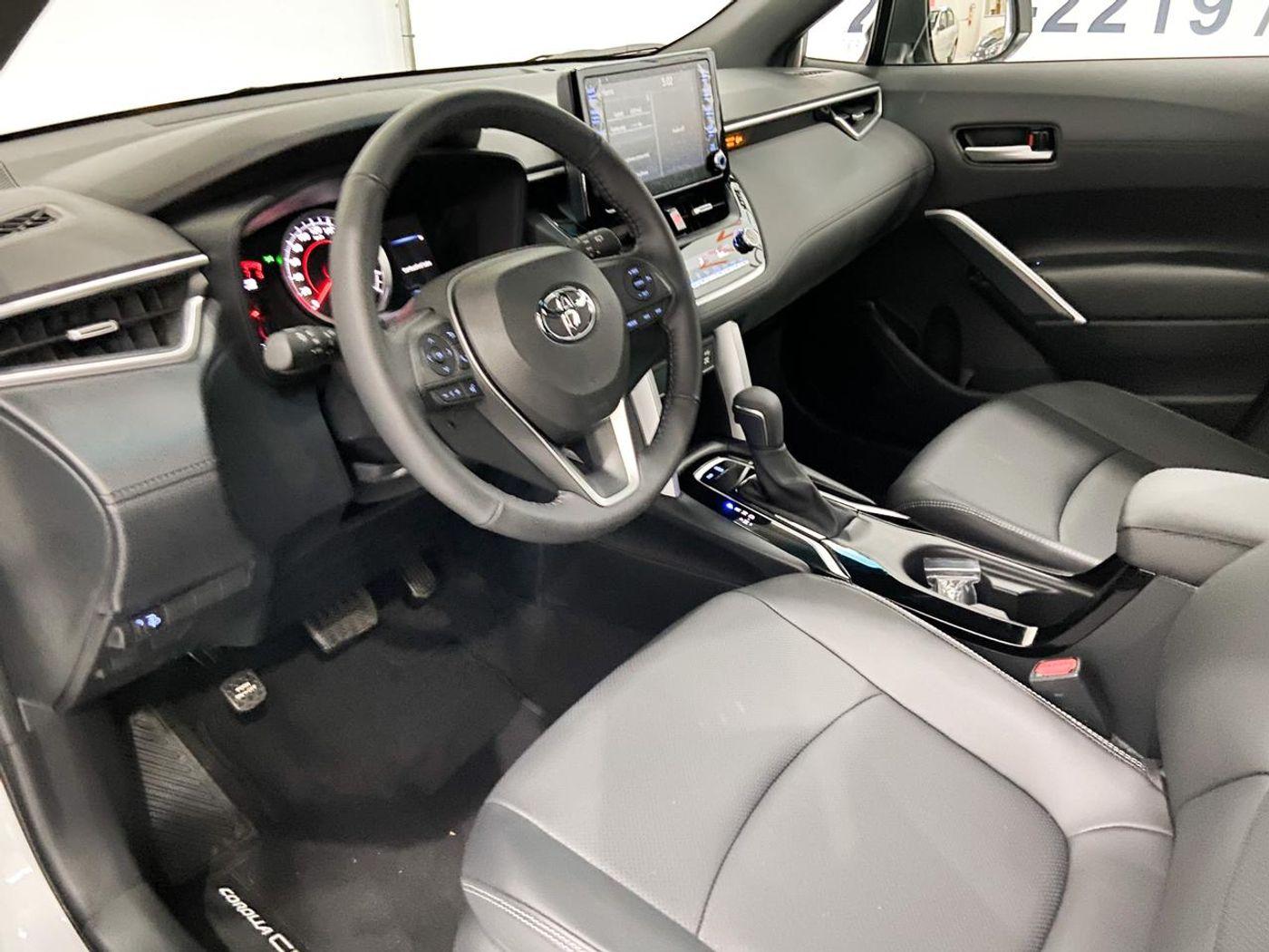 Toyota Corolla Cross XRE 2.0 16V Flex Aut.