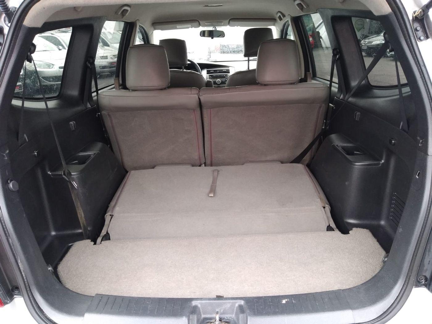 Nissan LIVINA GRAND SL 1.8 16V Flex Fuel Mec