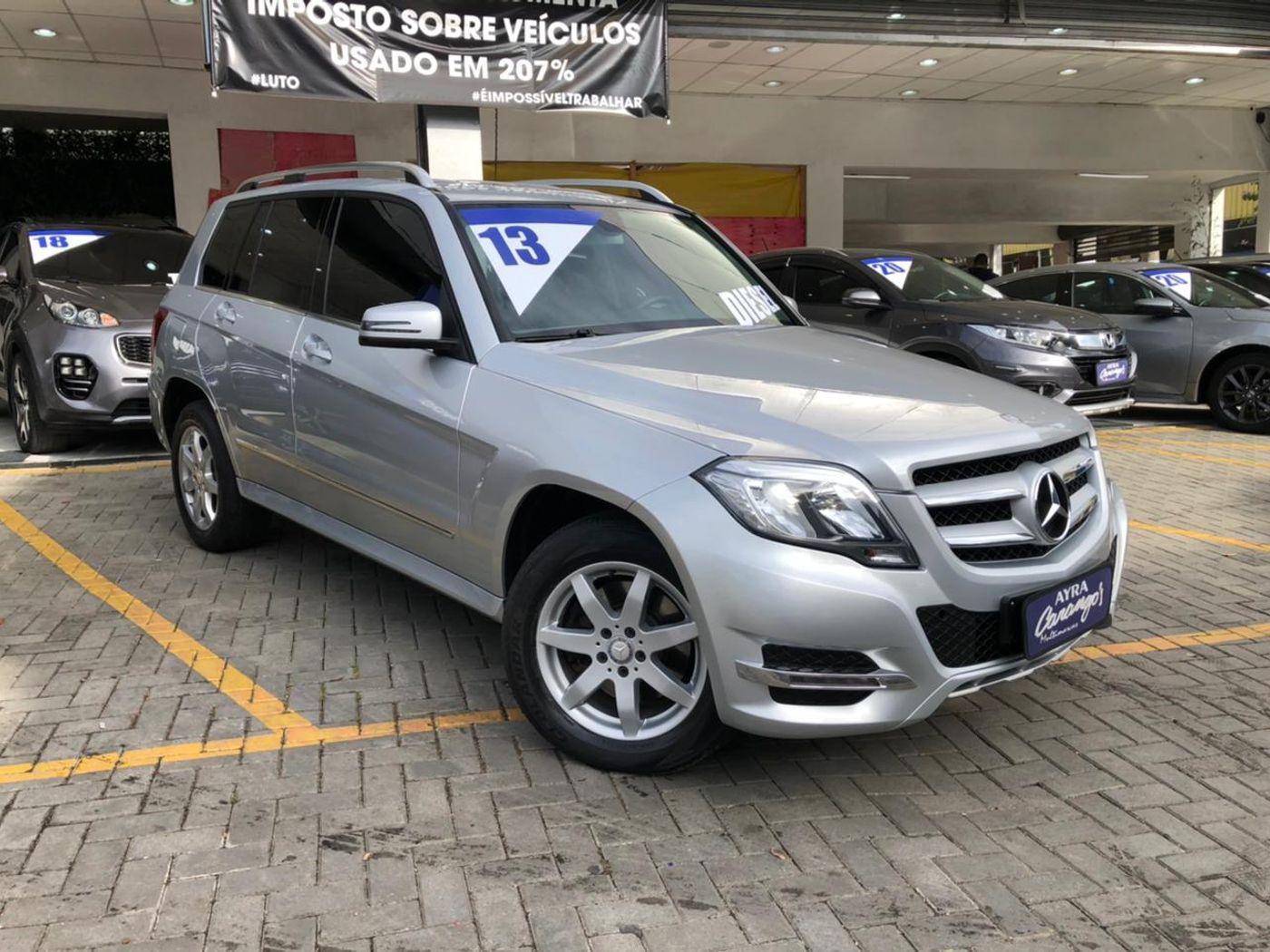 Mercedes GLK 220 CDI 2.2 TB 4X4 170cv Aut. Diesel