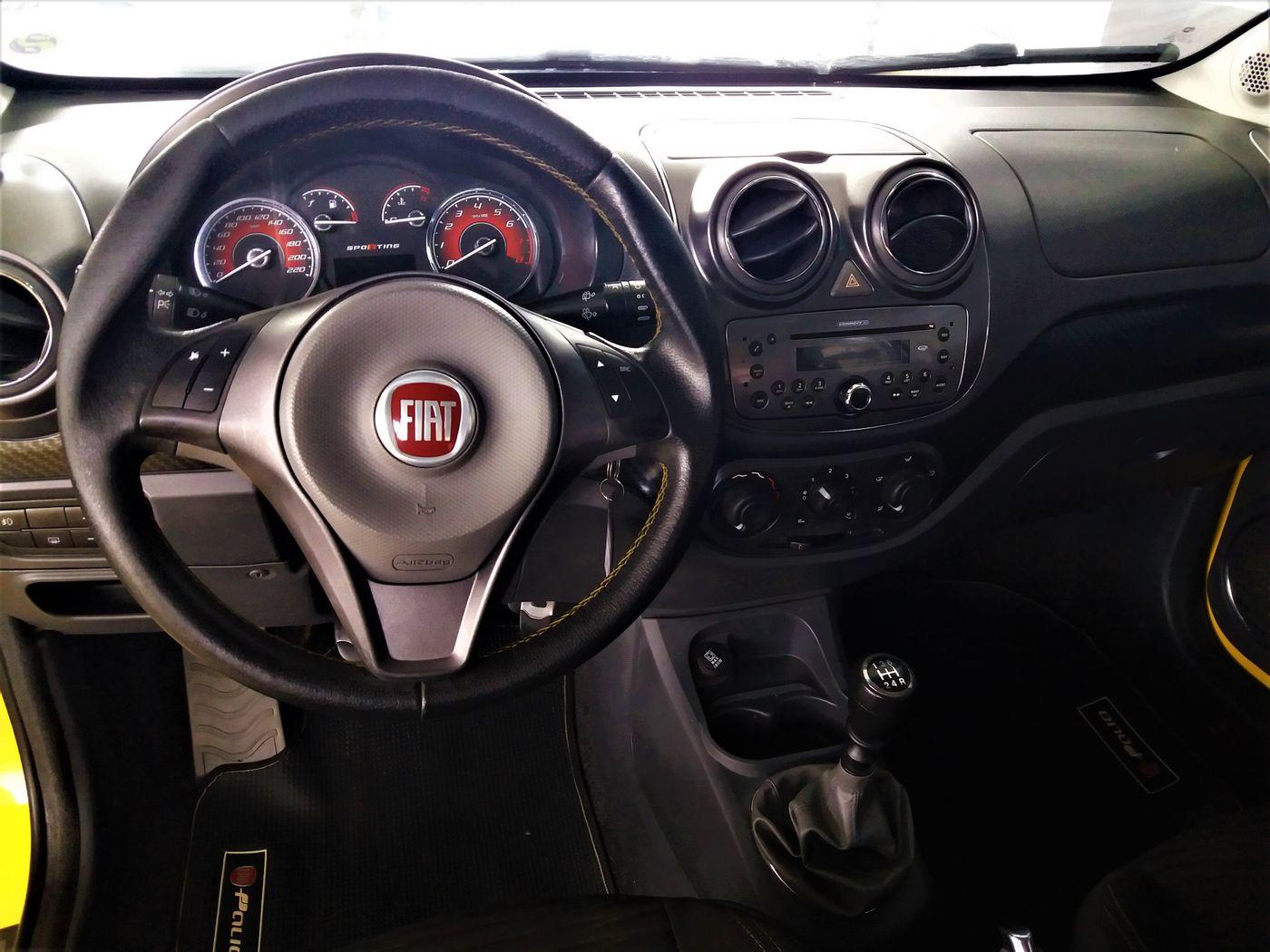 Fiat Palio SPORT.INTERLAGOS 1.6 Flex 16V