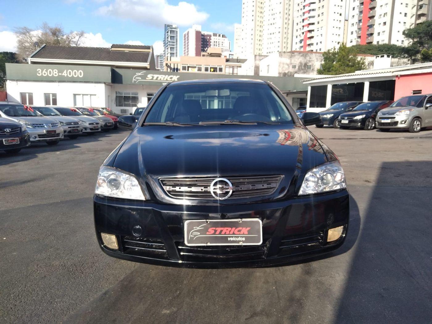 Chevrolet Astra Sed. Advant. 2.0 8V MPFI FlexP. 4p