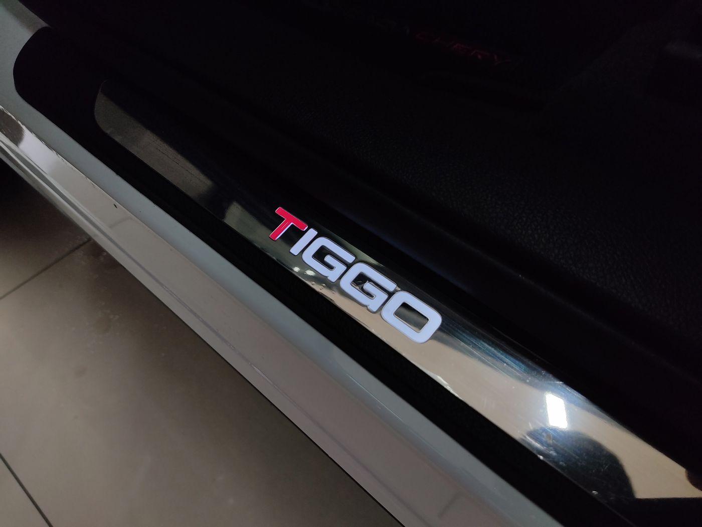 CHERY Tiggo 7 TXS 1.5 16V Turbo Flex Aut.