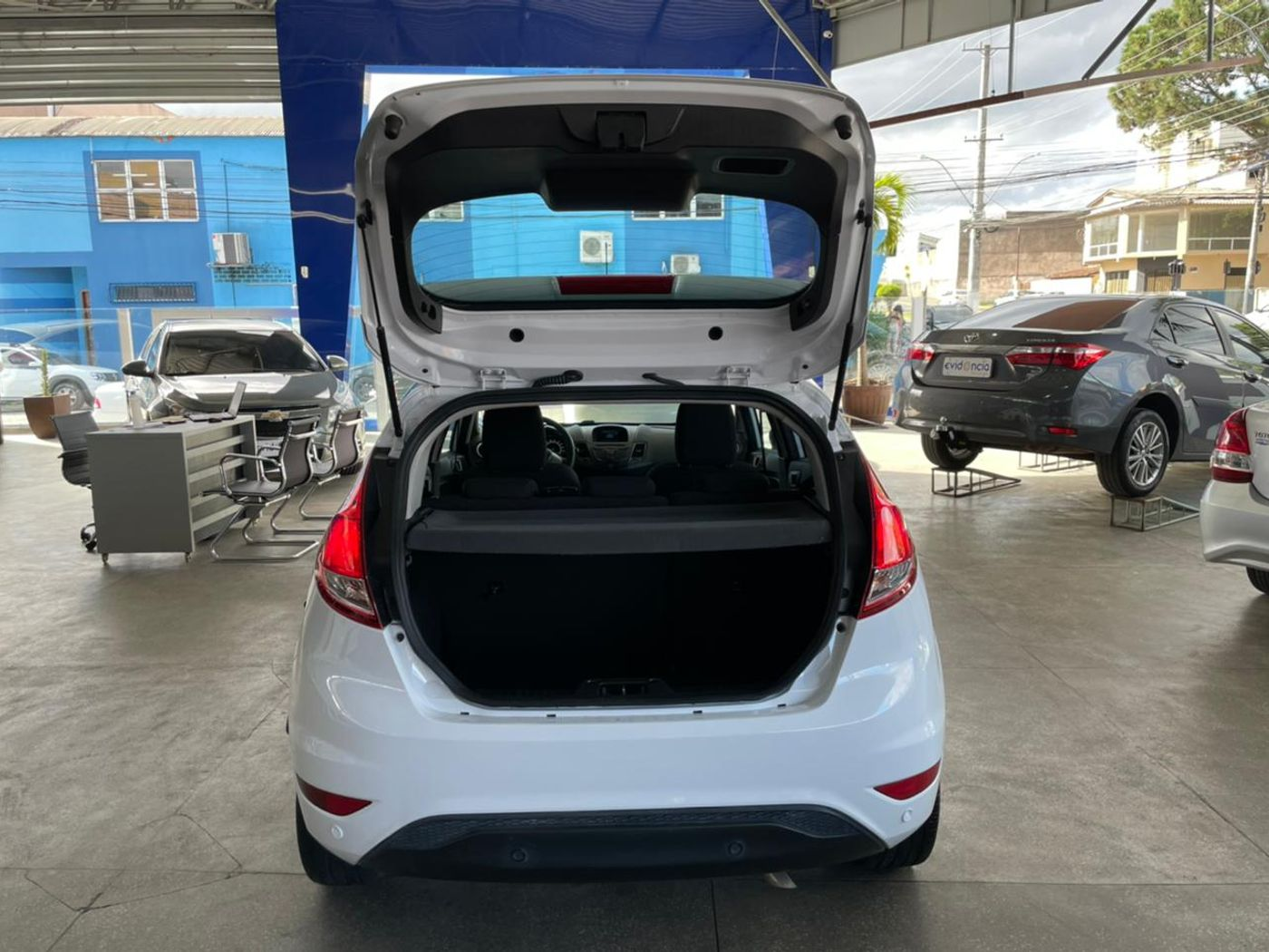 Ford Fiesta SE 1.6 16V Flex 5p