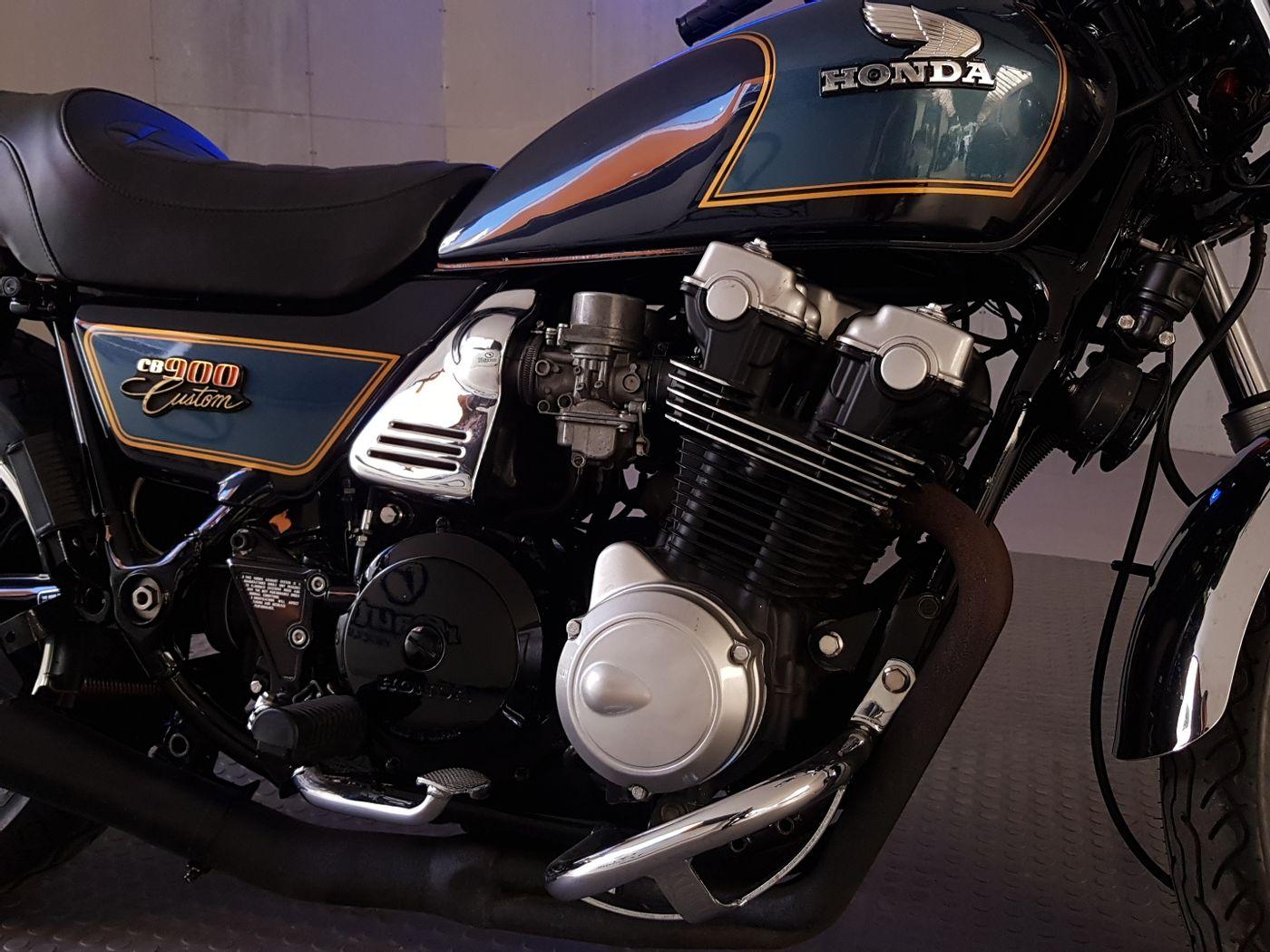 Honda Custom