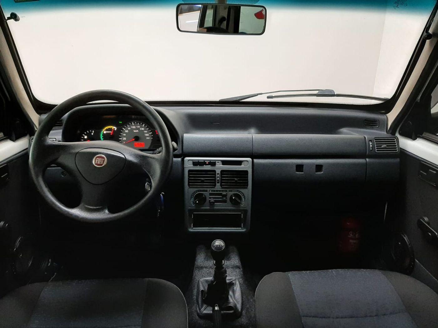 Fiat Uno Mille Celeb. WAY ECON. 1.0 F.Flex 4p