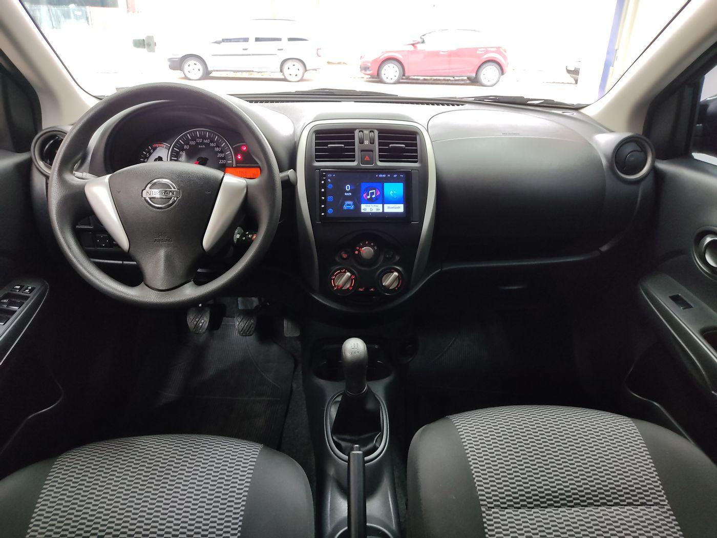 Nissan VERSA 1.0 12V FlexStart 4p Mec.