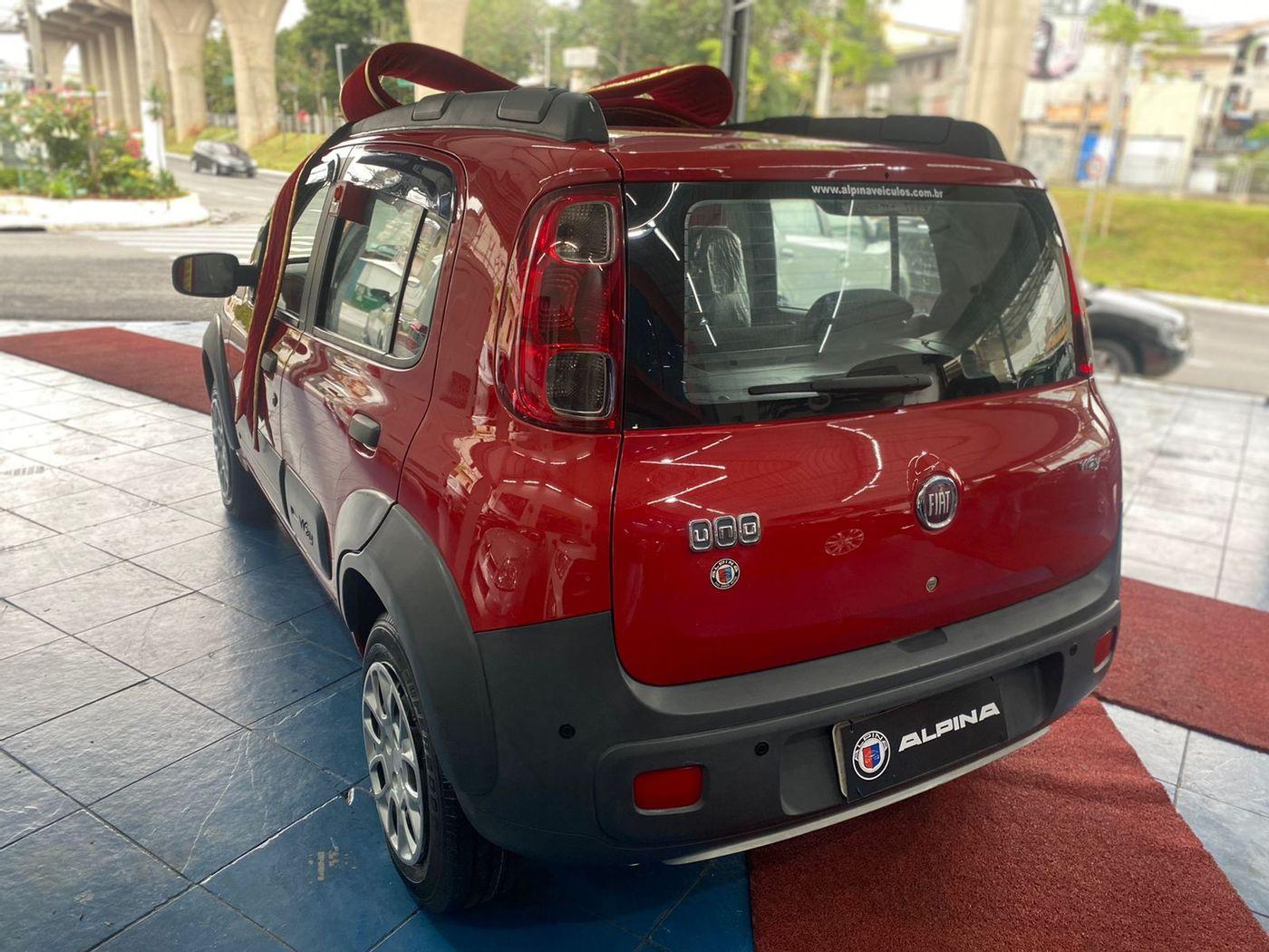 Fiat UNO WAY 1.0 EVO Fire Flex 8V 5p