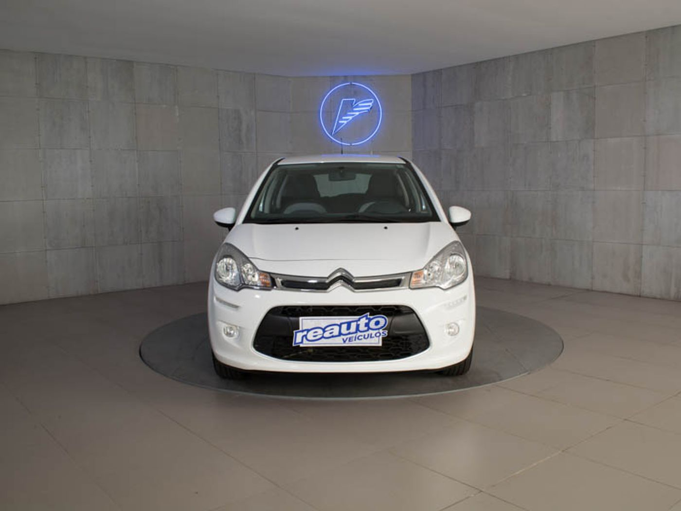Citroën C3 Attraction 1.6 Flex 16V 5p Aut.