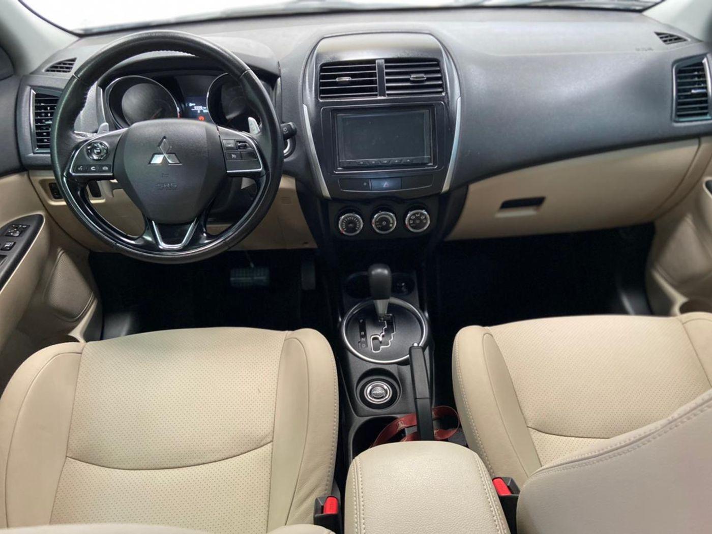 Mitsubishi ASX 2.0 16V 4x4 Flex Aut.
