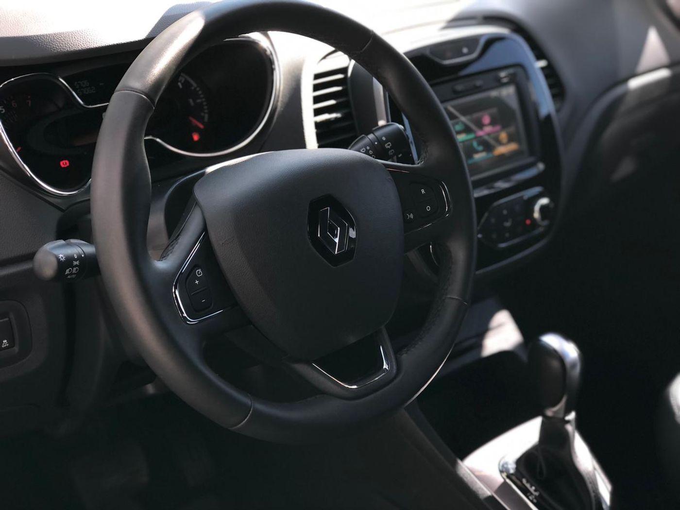 Renault CAPTUR Intense Bose 1.6 16V Flex 5p Aut.