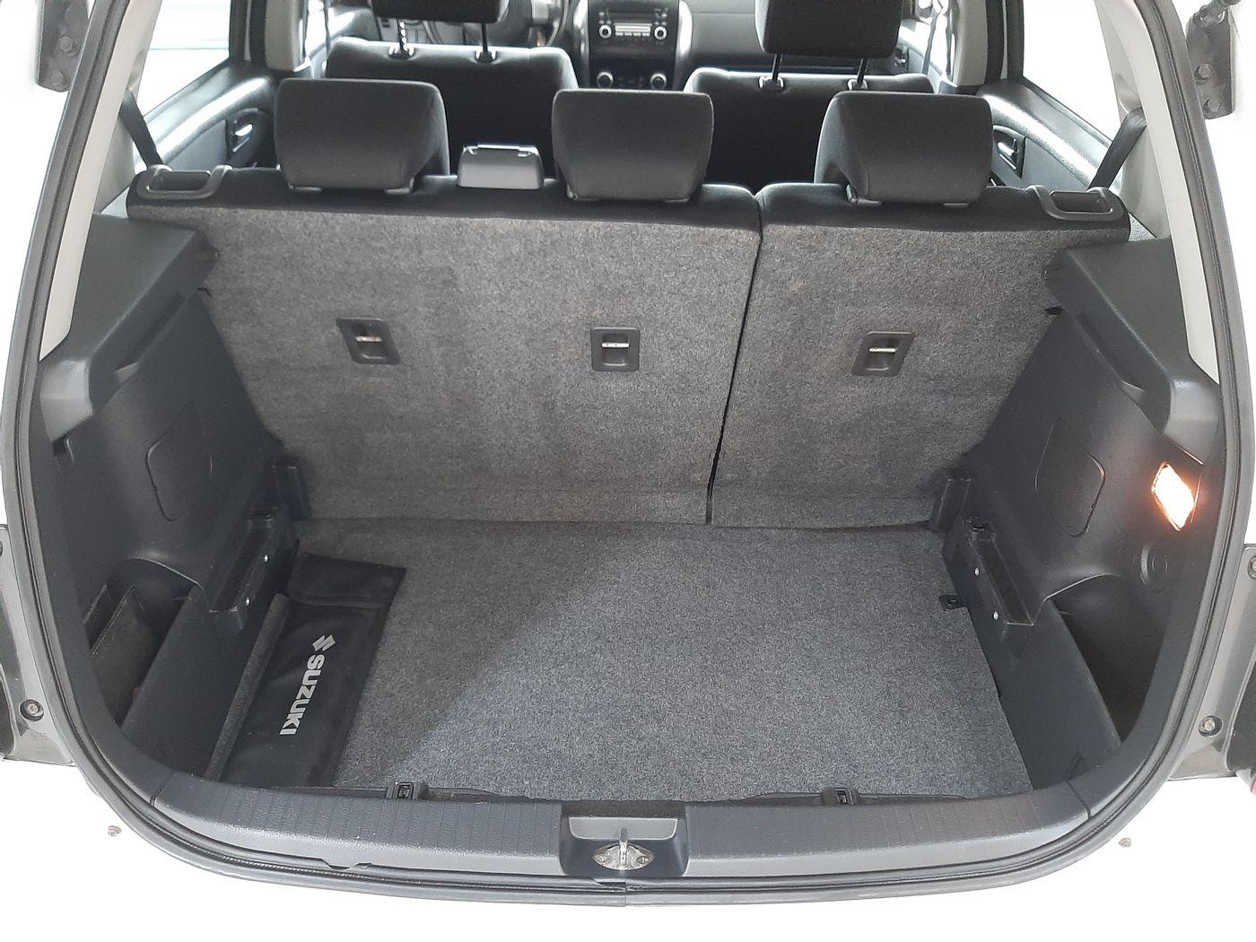 Suzuki SX4 2.0 16V 145cv 4WD 5p Mec.