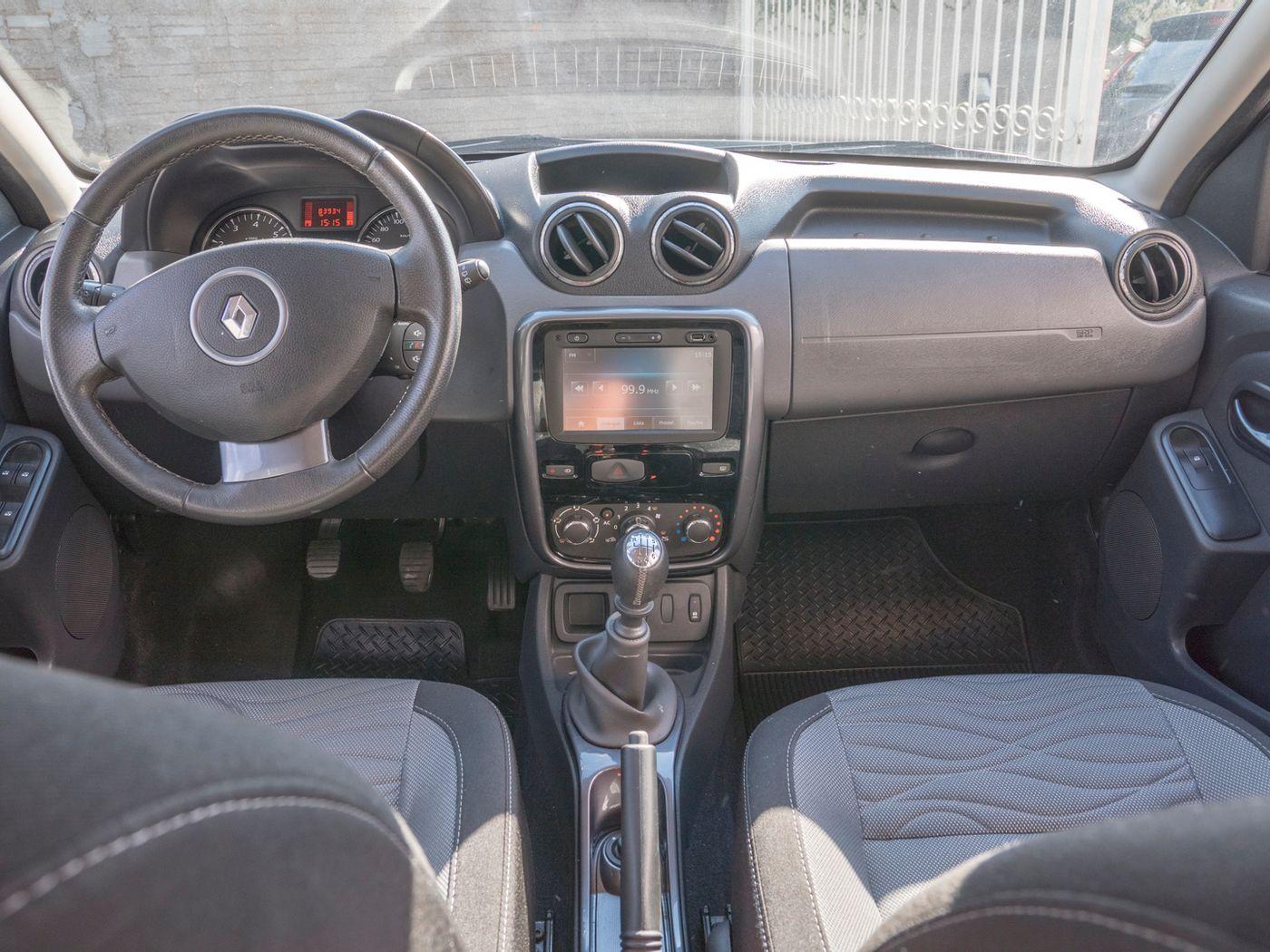 Renault DUSTER Dynamique 2.0 Hi-Flex 16V Mec.
