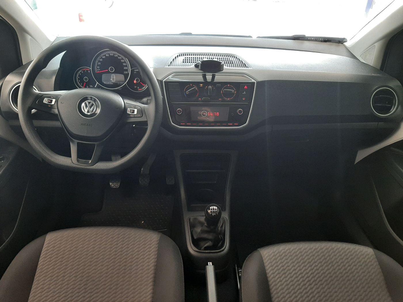 VolksWagen up! Connect 1.0 TSI Total Flex 12V 5p