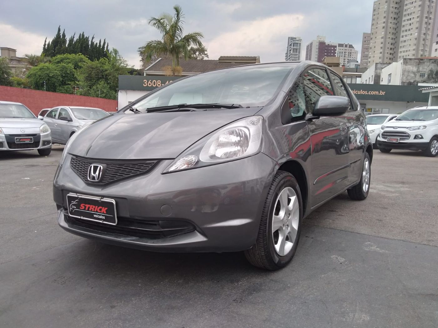 Honda Fit EXL 1.5 Flex 16V 5p Mec
