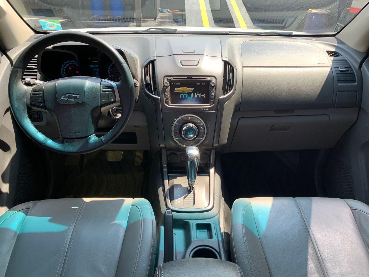 Chevrolet S10 Pick-Up LTZ 2.8 TDI 4x2 CD Dies.Aut
