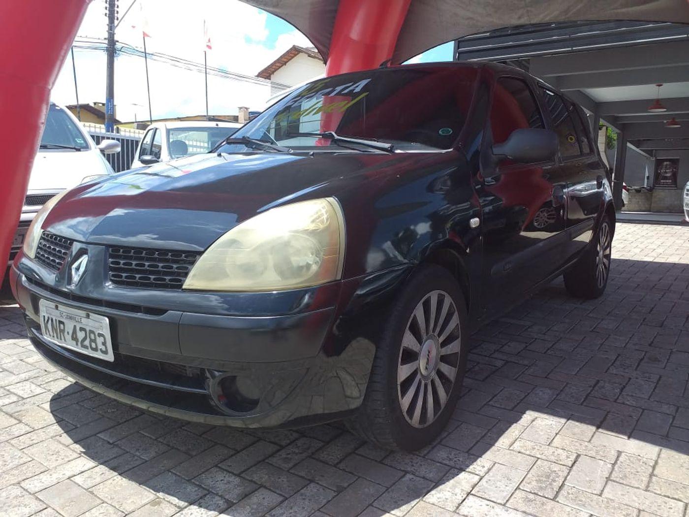 Renault Clio Auth. /AIR Hi-Flex 1.6 16V 5p
