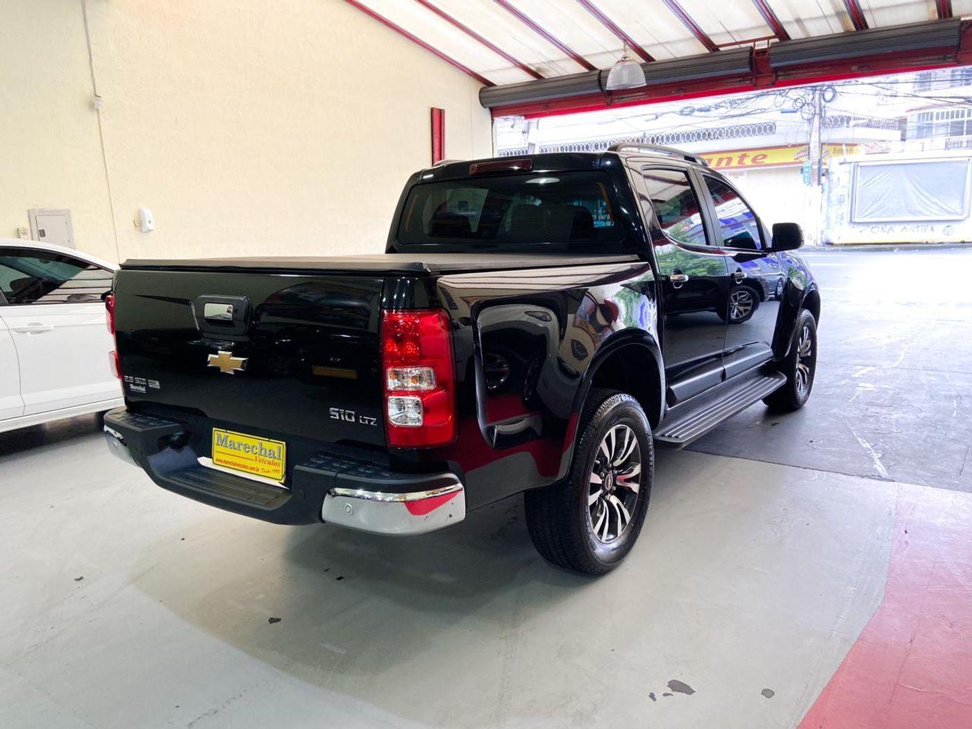 Chevrolet S10 Pick-Up LTZ 2.5 Flex 4x2 CD