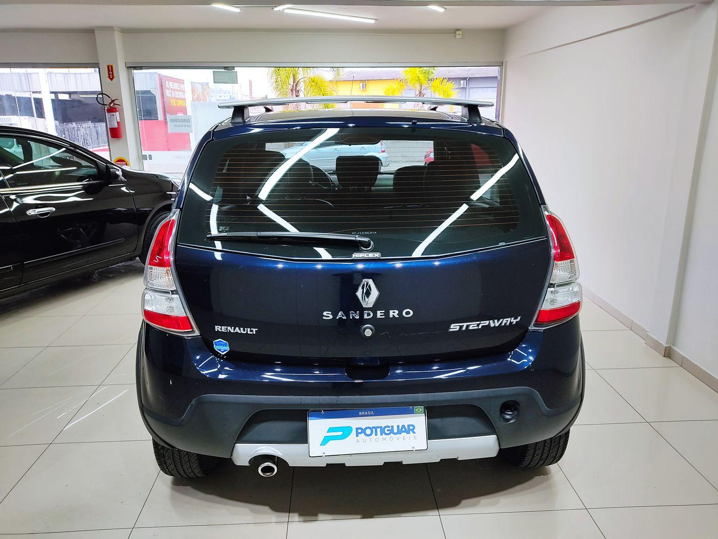Renault SANDERO STEPWAY Hi-Flex 1.6 16V 5p