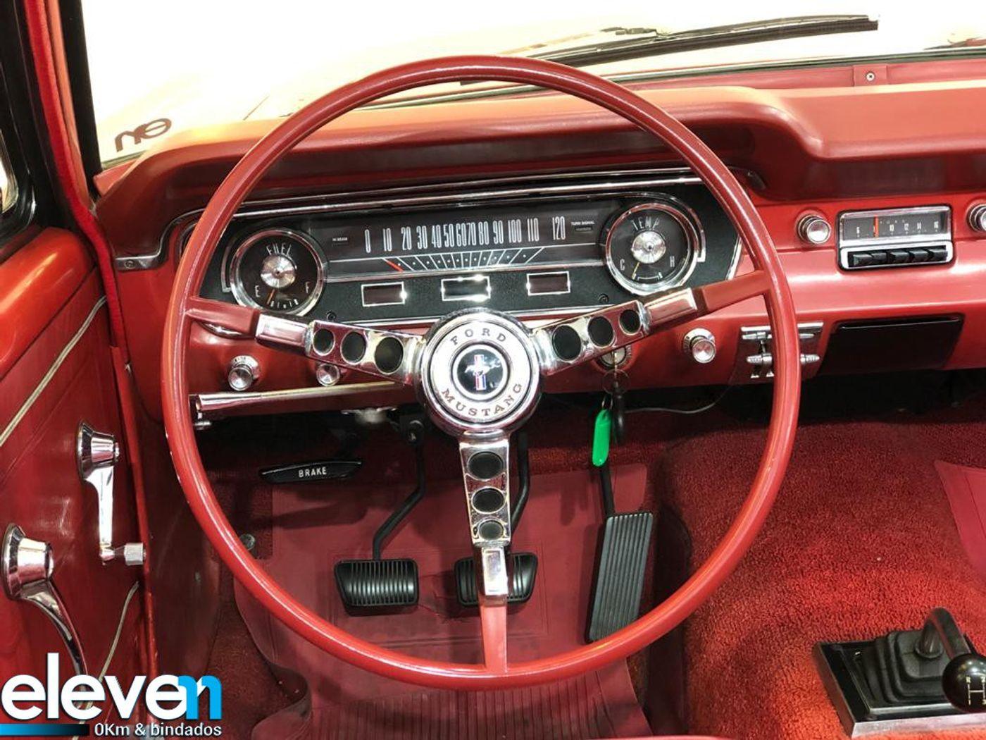 Ford Ford Mustang Conversivel 5.7 V8 2P Manual