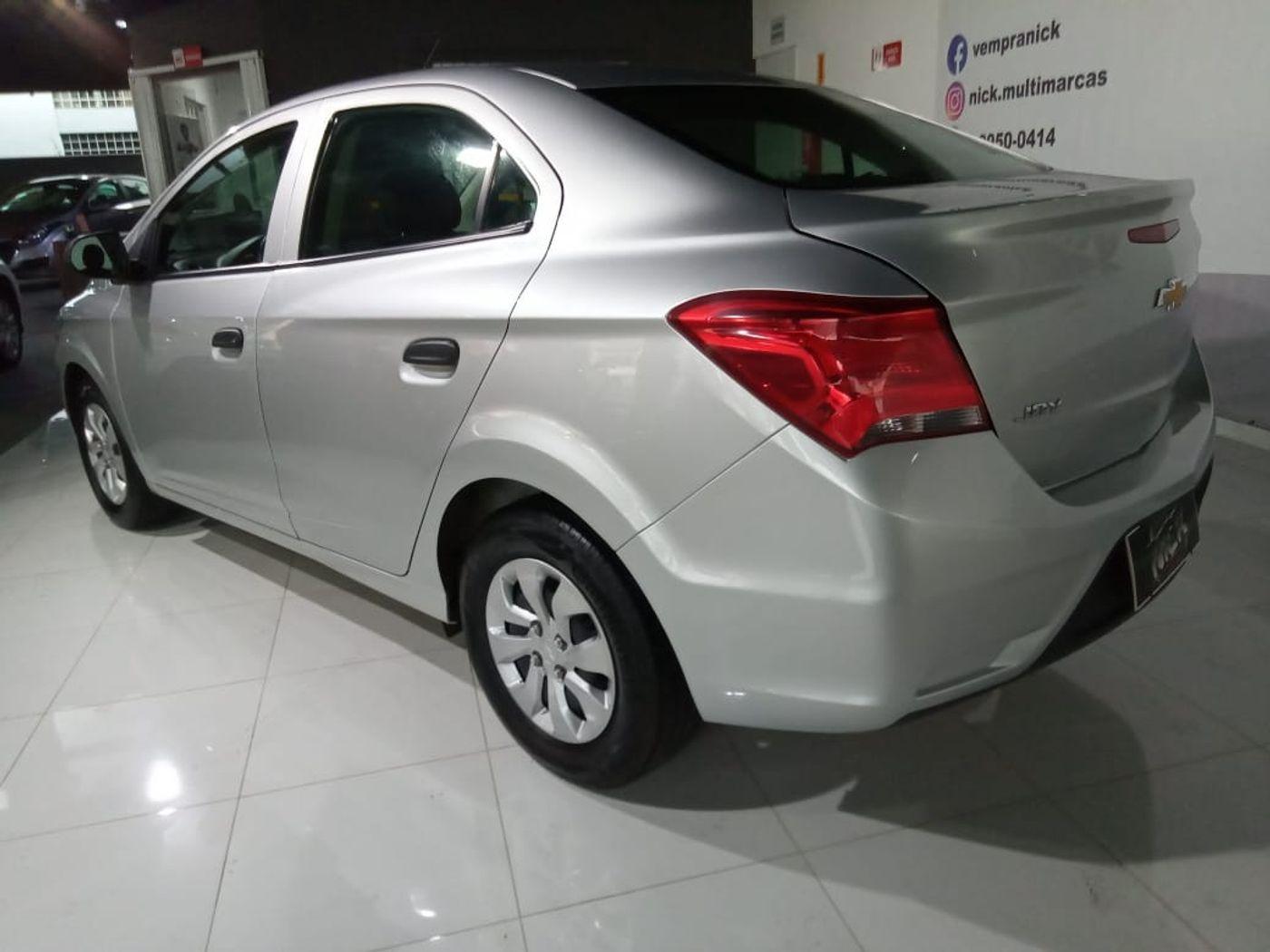 Chevrolet JOY Plus 1.0 8V 4p Flex Mec.