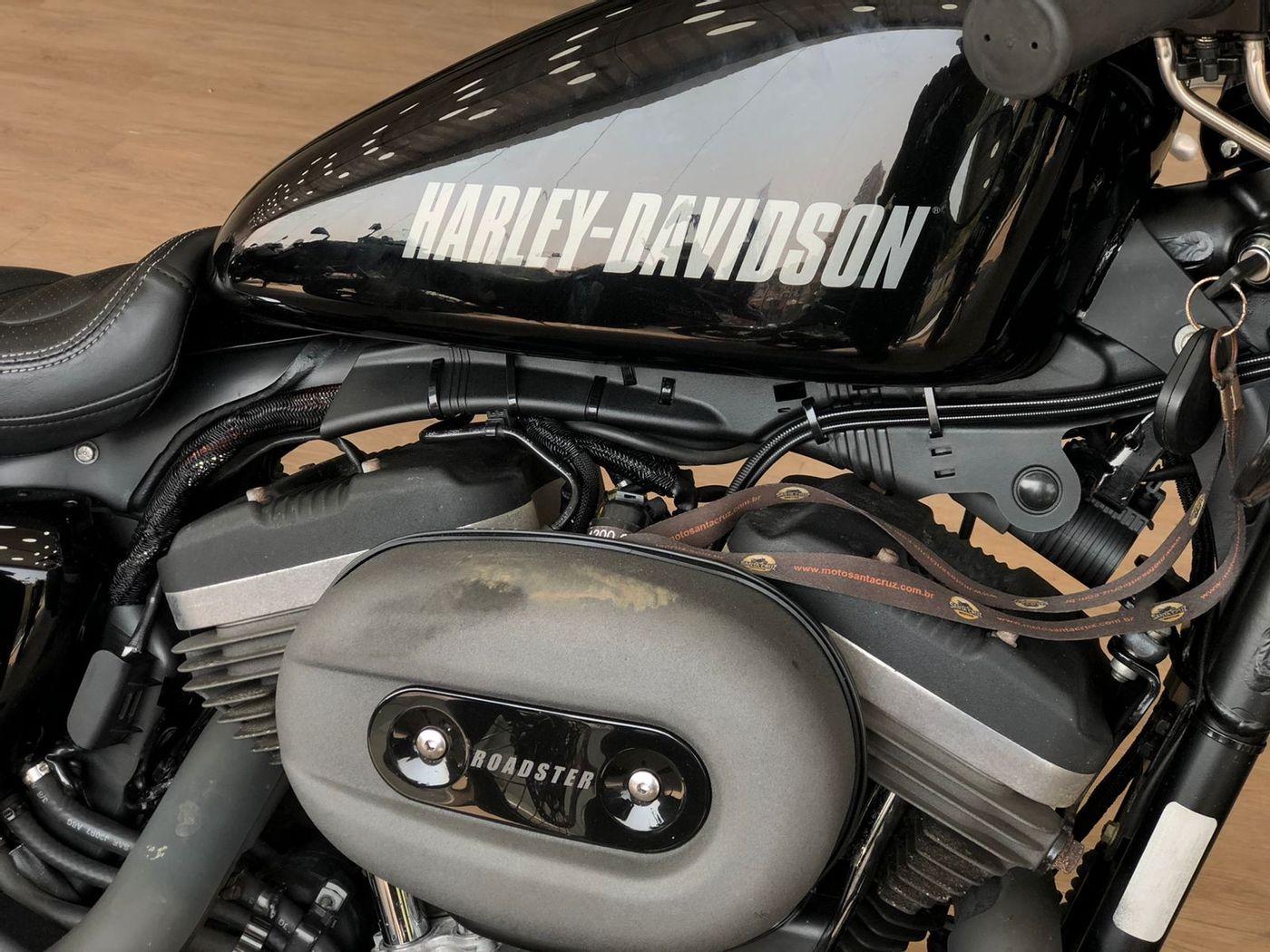 Harley XL 1200 CX ROADSTER