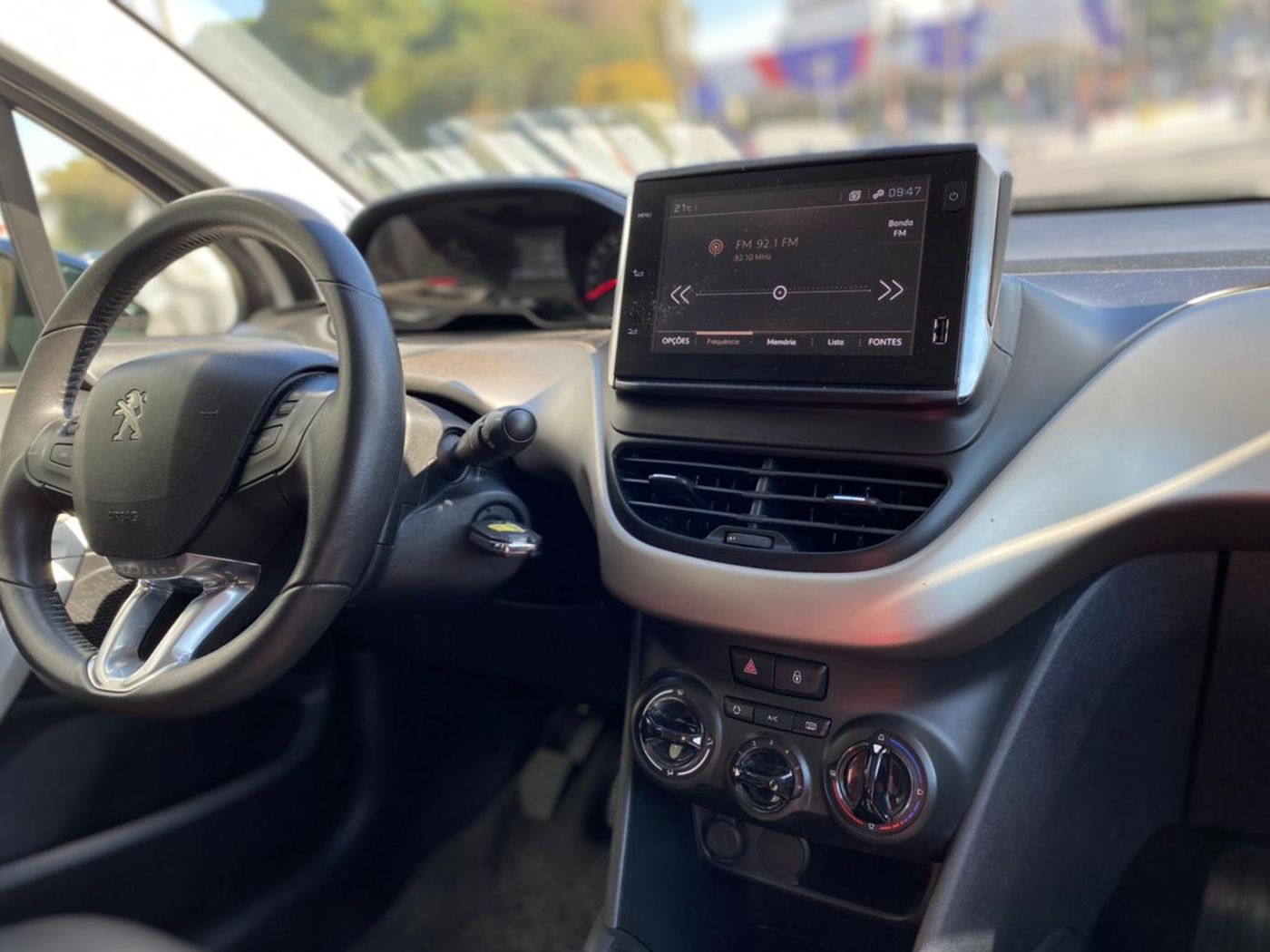 Peugeot 2008 Allure 1.6 Flex 16V 5p Mec.
