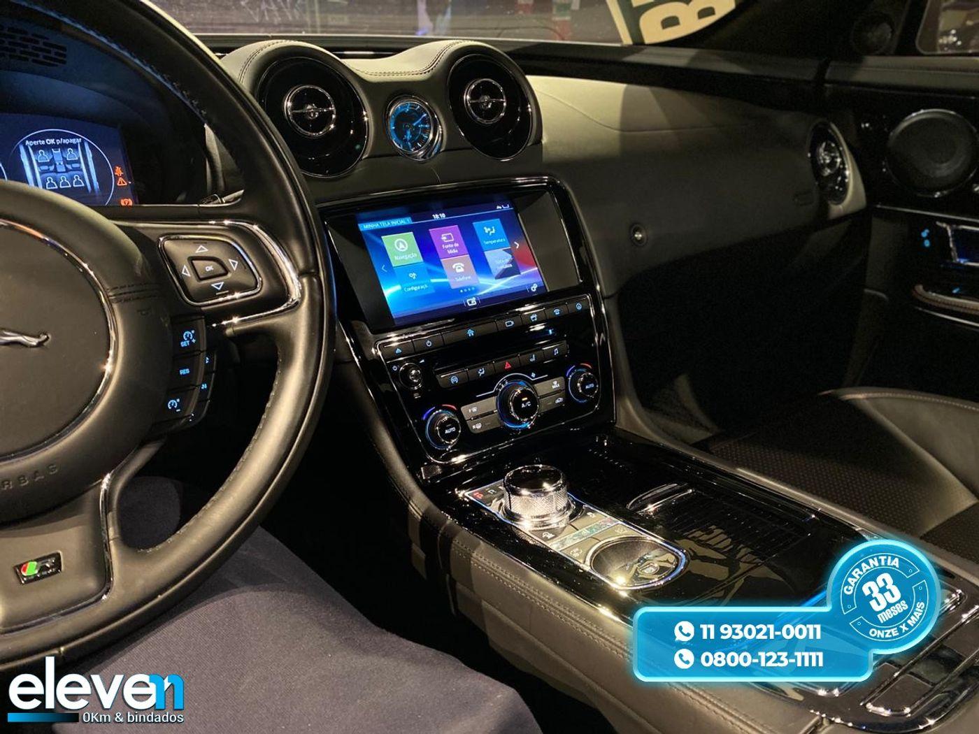 Jaguar XJ 3.0 R-Sport Supercharged V6 Aut.