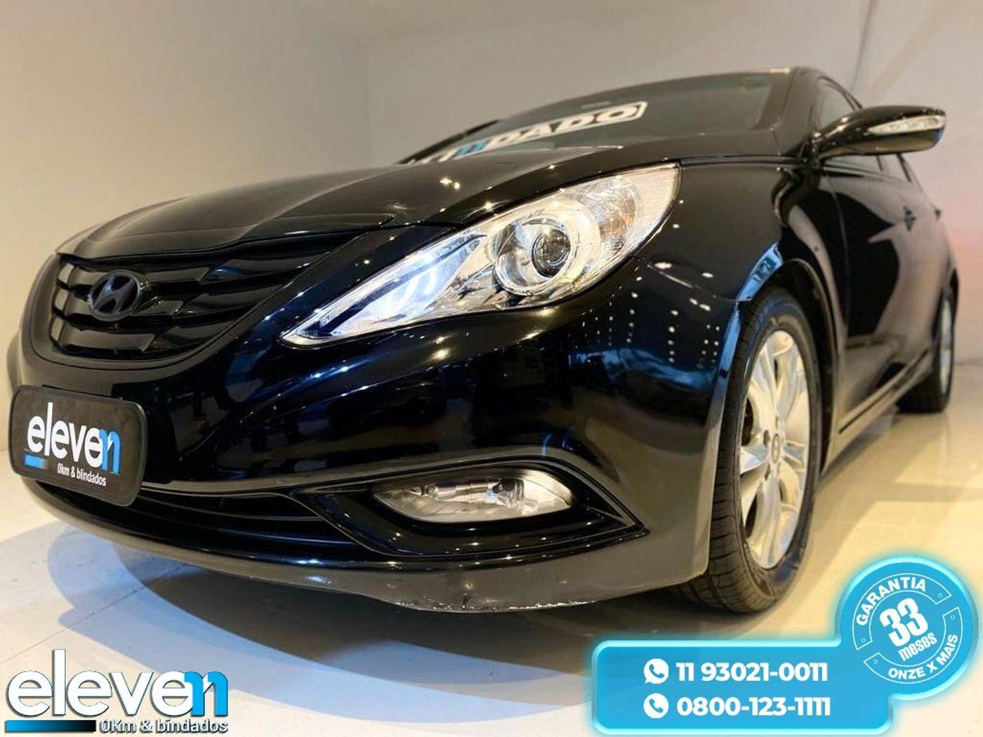 Hyundai Sonata 2.4 16V 182cv 4p Aut.