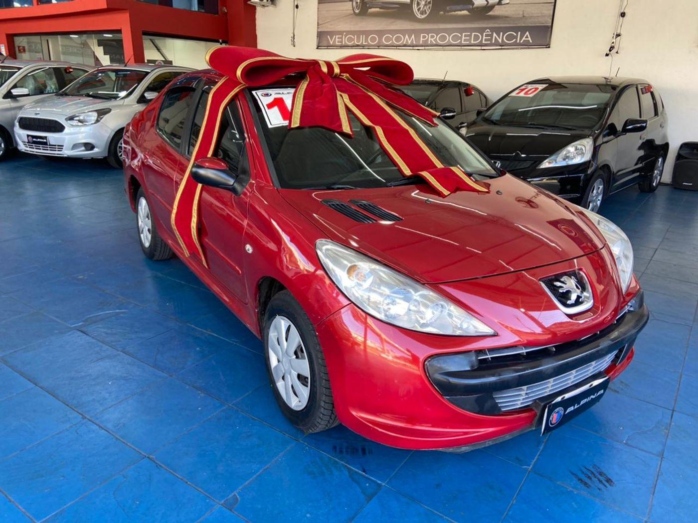 Peugeot 207 Sed. Passion XR Sport 1.4 Flex 8V 4p