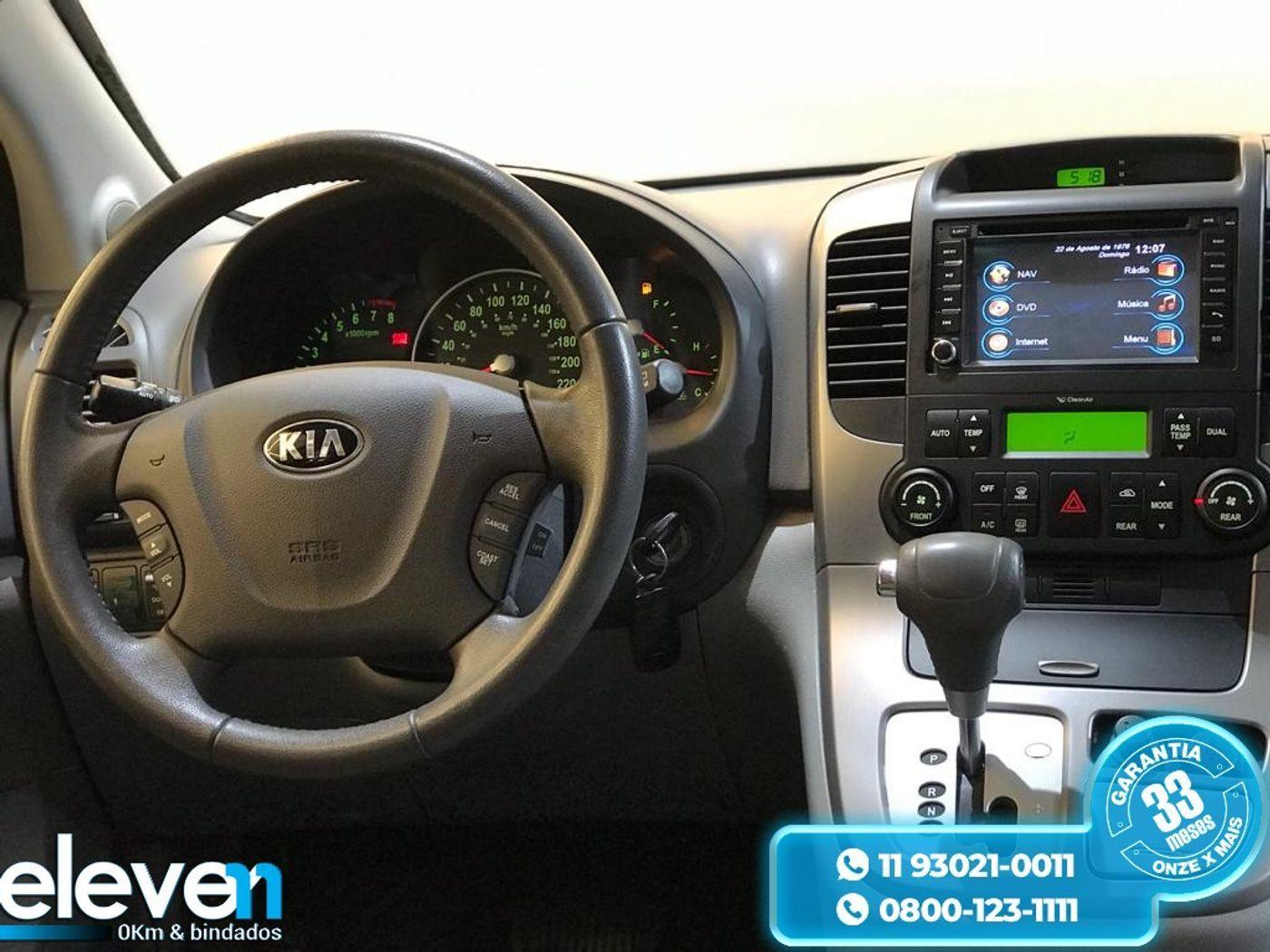 Kia Motors Carnival EX 3.5 V6 24V 276cv Aut.